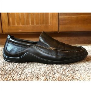 Cole Haan Tucker Venetian Loafers Leather Size 12